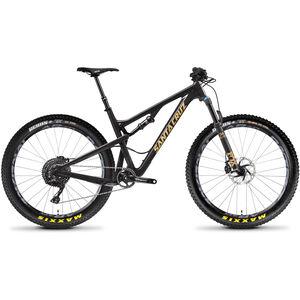 Santa Cruz Tallboy 3 C XE 27,5+ gloss carbon and tan
