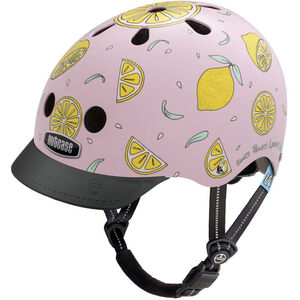 Nutcase Little Nutty Street Helmet Kinder pink lemonade pink lemonade