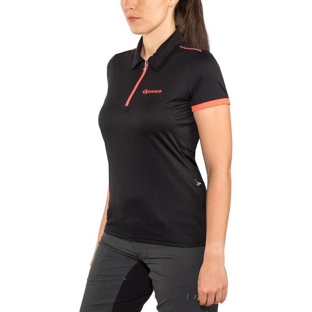 Gonso Litha Shirt Damen black