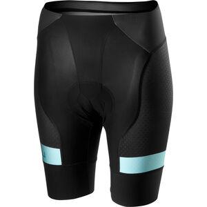 Castelli Free Aero Race 4 Shorts Women black/aruba blue bei fahrrad.de Online