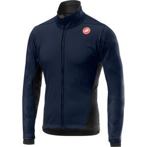 Castelli Mitico Jacket Men dark/infinity blue bei fahrrad.de Online