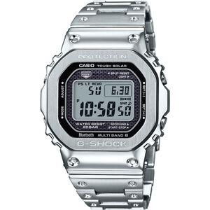 CASIO G-SHOCK GMW-B5000D-1ER Uhr Herren silver/black silver/black