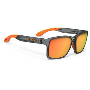 Rudy Project Spinair 57 Sunglasses frozen ash - rp optics multilaser orange frozen ash - rp optics multilaser orange