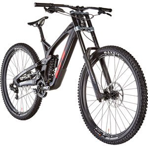 GT Bicycles Fury Pro gloss raw/black/red/silver gloss raw/black/red/silver