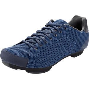 Giro Republic R Knit Shoes Herren midnight/blue heather midnight/blue heather