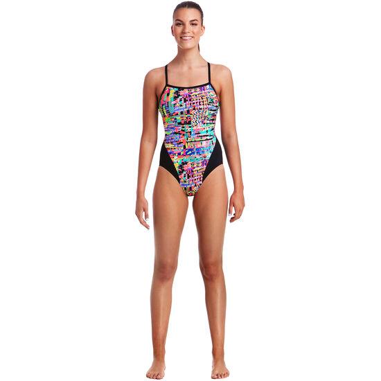 Funkita Single Strap One Piece Swimsuit Ladies bei fahrrad.de Online