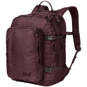 Jack Wolfskin Berkeley Backpack port wine port wine