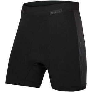 Endura Engineered Boxer Shorts Gepolstert mit Clickfast Herren schwarz schwarz