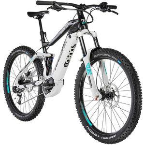 HAIBIKE SDURO FullSeven LT 7.0 grau/schwarz/türkis bei fahrrad.de Online