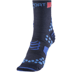 Compressport Racing Winter Run V2.1 Socks blue blue