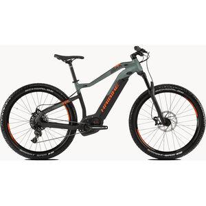 HAIBIKE SDURO HardSeven 8.0 schwarz/olive/orange matt bei fahrrad.de Online