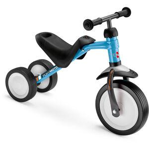 Puky Pukymoto Kinderfahrzeug Kinder blau/anthrazit blau/anthrazit