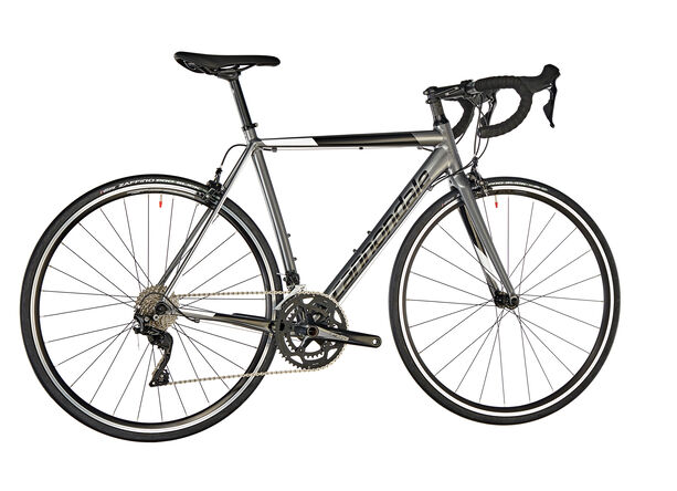 Cannondale CAAD Optimo 105 charcoal grey