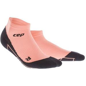 cep Compression Low Cut Socken Damen crunch coral crunch coral