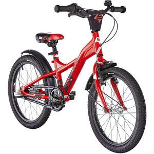 s'cool XXlite 18 3-S alloy red/black matt bei fahrrad.de Online