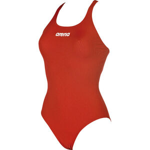 arena Solid Swim Pro One Piece Swimsuit Damen red-white red-white