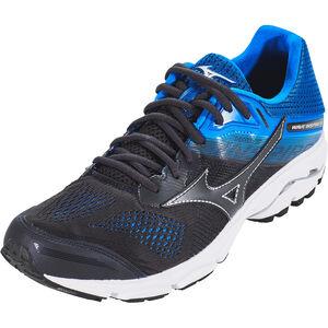 Mizuno Wave Inspire 15 Laufschuhe Herren blue graphite/blue graphite/snorkel blue blue graphite/blue graphite/snorkel blue