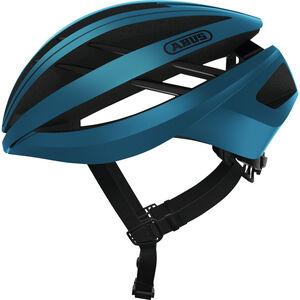 ABUS Aventor Road Helmet steel blue steel blue