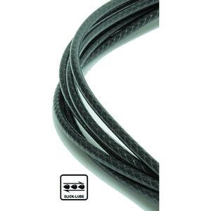 Jagwire CGX SL Bremszugaussenhülle 5mm 3m schwarz schwarz