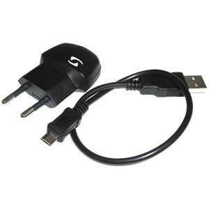 SIGMA SPORT Ladegerät + Micro USB Ladekabel für Sigma Speedster/Stereo schwarz bei fahrrad.de Online