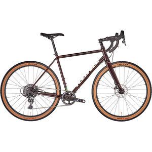 Kona Rove LTD gloss deep red/cream/silver bei fahrrad.de Online