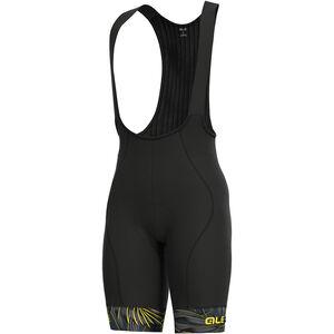 Alé Cycling Graphics PRR Sunset Bib Shorts Herren black-yellow flou black-yellow flou