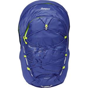Bergans Rondane Backpack 26l blue/neon green blue/neon green