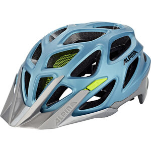 Alpina Mythos 3.0 L.E. Helmet blue metallic-neon blue metallic-neon