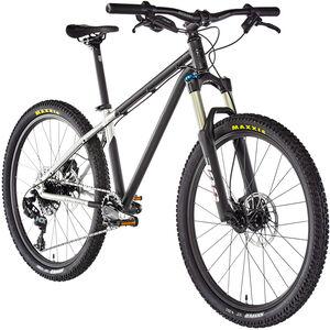 "Early Rider Hellion Trail MTB Hardtail 24"" Kinder brushed aluminum/black brushed aluminum/black"