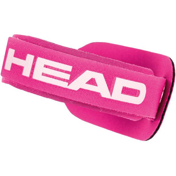 Head Tri Chip Band fuxia
