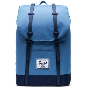 Herschel Retreat Backpack 19,5l riverside/peacoat riverside/peacoat