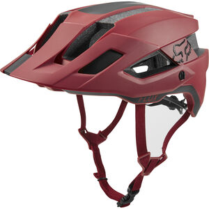 Fox Flux Rush Trail Helmet Herren cardinal cardinal