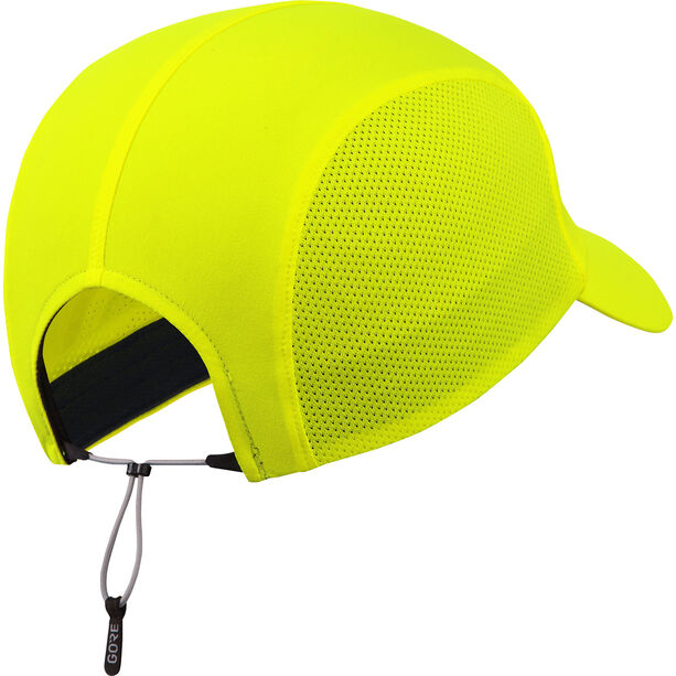 GORE WEAR M Mesh Cap neon yellow