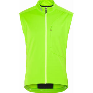 Endura Windchill Vest Men Hi-Viz Green