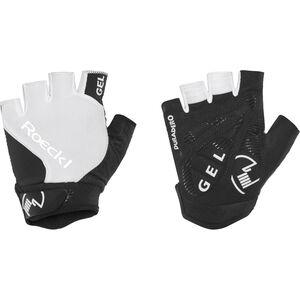 Roeckl Illano Handschuhe weiß/schwarz weiß/schwarz