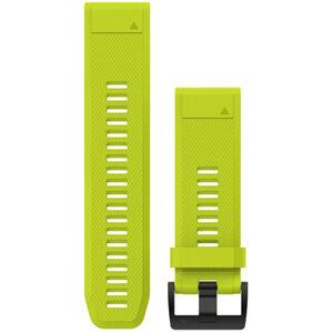 Garmin fenix 5x/3 Silikon Armband QuickFit 26mm yellow yellow