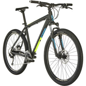 "Serious Ridge Trail Disc 27,5"" Men Black Matt bei fahrrad.de Online"