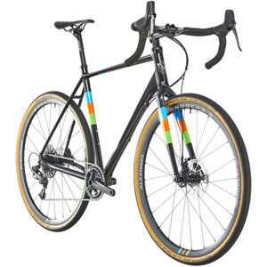Serious Grafix Elite black-rainbow black-rainbow