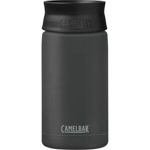 CamelBak Hot Cap Vacuum Insulated Stainless Bottle 400ml black black