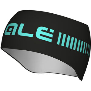 Alé Cycling Strada Headband black-turquoise black-turquoise
