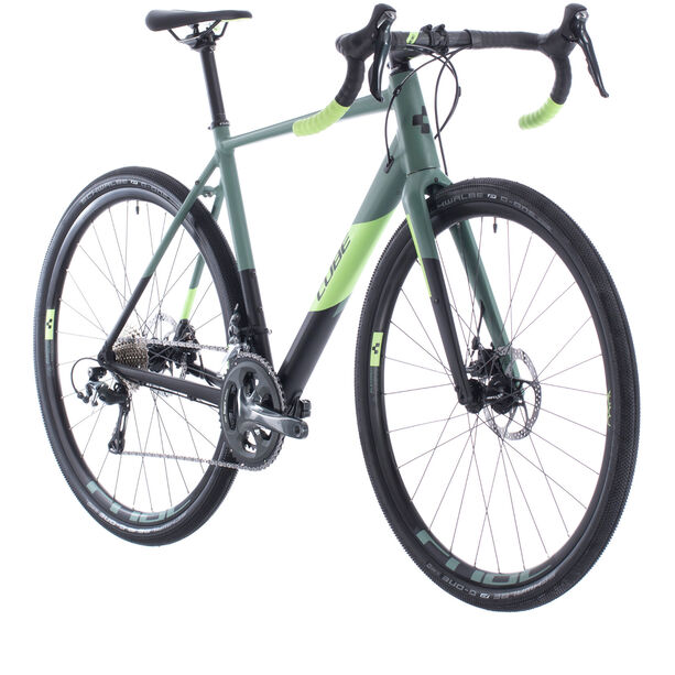 Cube Nuroad Pro black/sharp green
