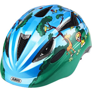 ABUS Anuky Helmet Kinder jungle jungle