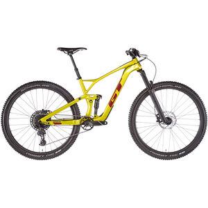 """GT Bicycles Sensor Carbon Elite 29"""" 2. Wahl gloss limegold gloss limegold"""