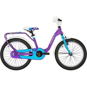 s'cool niXe 18 alloy violet/blue bei fahrrad.de Online