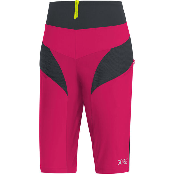 GORE WEAR C5 Trail Light Shorts Damen jazzy pink/black
