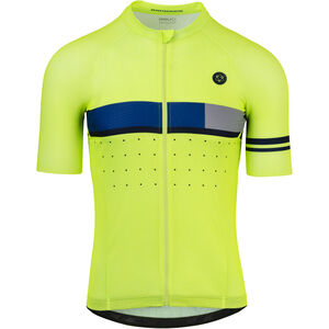 AGU Classic Shortsleeve Jersey Herren fluo yellow fluo yellow