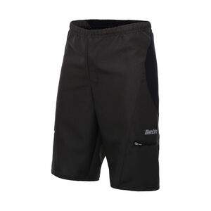 Santini Bosco MTB Shorts Herren nero nero