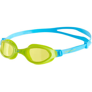 speedo Futura Plus Goggles Kinder peppermint/lime peppermint/lime