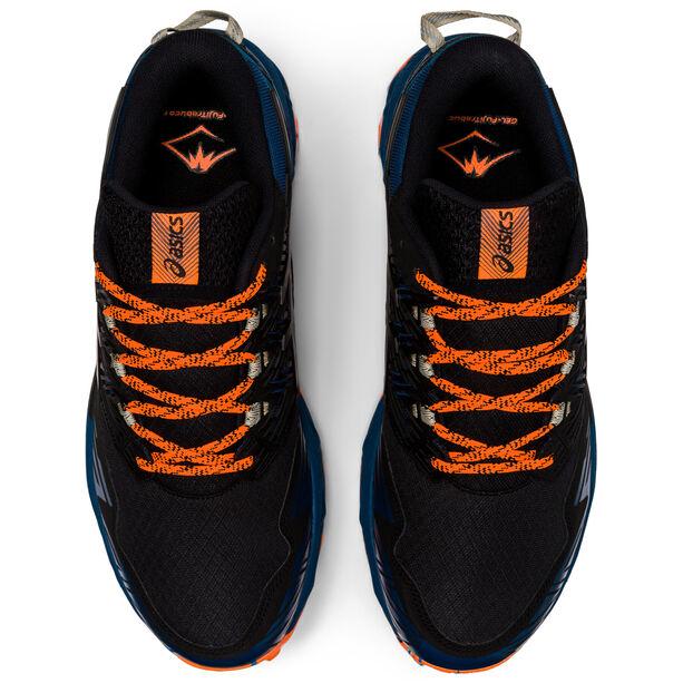 asics Gel-Fujitrabuco 8 Schuhe Herren directoire blue/black
