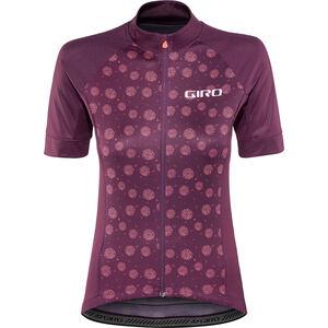 Giro Chrono Sport Jersey Damen dusty purple palm burst dusty purple palm burst